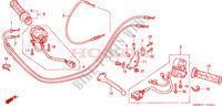 LEVER   SWITCH   CABLE (2) for Honda CBR 600 S 2001