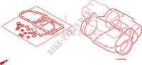 GASKET KIT B for Honda CB 600 F HORNET 2004