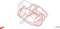 GASKET KIT B for Honda CB 600 F HORNET 1999