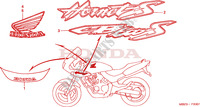 MARK (2) for Honda CB 600 S HORNET 2000