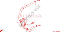 AIR INJECTION VALVE for Honda SILVER WING 600 2004