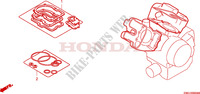 GASKET KIT A Engine 1300 honda-motorcycle VTX 2005 EOP0100