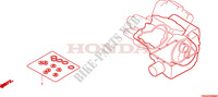 GASKET KIT B Engine 1300 honda-motorcycle VTX 2005 EOP0200
