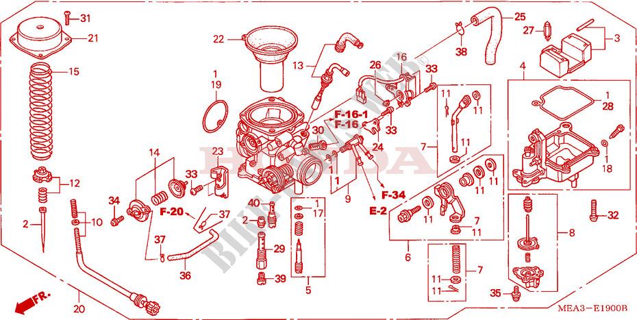 vtx 1300 engine diagram another blog about wiring diagram \u2022 f100 f-16 engines diagram carburetor engine vtx1300s6 2006 vtx 1300 moto honda motorcycle rh bike parts honda com