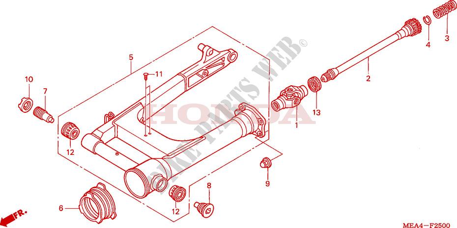 Vtx1300c Wiring Diagram