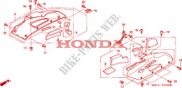 MIDDLE COWL (CBR1000RR4/5) Frame 1000 honda-motorcycle CBR 2005 F__3700