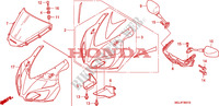 UPPER COWL  for Honda CBR 1000 RR FIREBLADE 2007