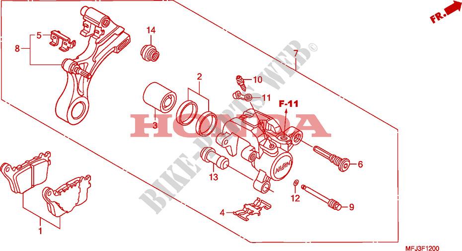 Cbr600rr Engine Diagram