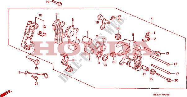 honda xbr 500 wiring diagram wiring diagramsHonda Xbr 500 Wiring Diagram Circuit Wiring Diagram #11