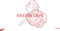 GASKET KIT B Engine 600 honda-motorcycle XR 1996 EOP0200