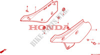 SIDE COVER Frame 600 honda-motorcycle XR 1995 F__1600