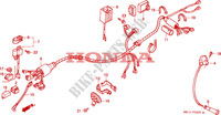 WIRE HARNESS (1) Frame 600 honda-motorcycle XR 2000 F__2600
