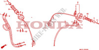 SWITCH/CABLE Frame 1000 honda-motorcycle CBR 1990 F__0300