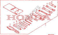 TOOLS for Honda CBR 1000 1992