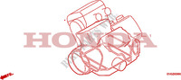 GASKET KIT B Engine 1100 honda-motorcycle PAN-EUROPEAN 1994 EOP0200