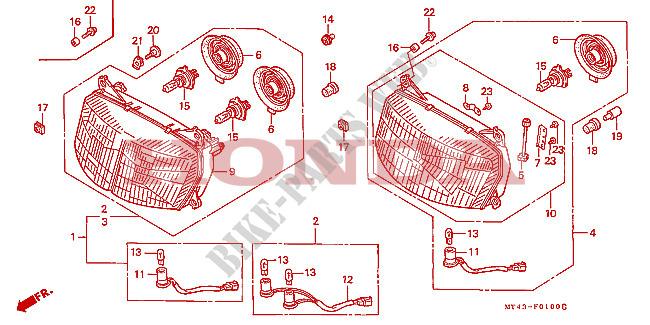vfr 750 1995 fuel tank diagram wiring diagram sys Riding a 1995 VFR 750