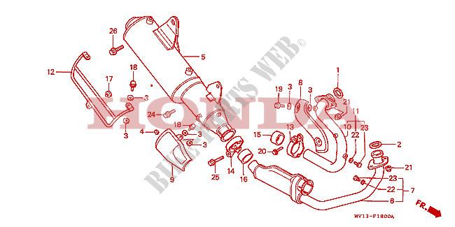Parts Catalog//Parts Catalog Honda XRV 750 Africa Twin from 1991