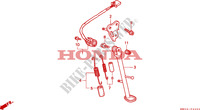 STAND Frame 900 honda-motorcycle CBR 1995 F__2200