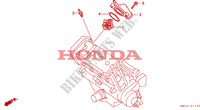 THERMOSTAT Engine 900 honda-motorcycle CBR 1995 E__1700