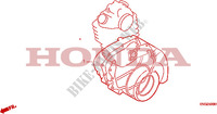 GASKET KIT B Engine 650 honda-motorcycle NX 1993 EOP0200