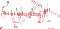 STAND Frame 500 honda-motorcycle CB 2002 F__2200