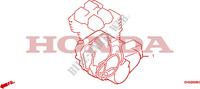 GASKET KIT B for Honda CB 500 1994