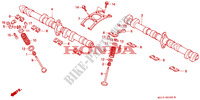 CAMSHAFT for Honda BIG ONE 1000 50HP 1995