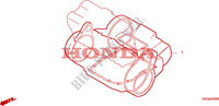 GASKET KIT B for Honda BIG ONE 1000 50HP 1995