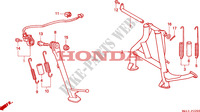 STAND for Honda BIG ONE 1000 1994