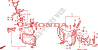 COOLING FAN Frame 1500 honda-motorcycle GOLD-WING 1993 F__3700