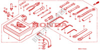 TOOLS Frame 1500 honda-motorcycle GOLD-WING 1993 F__3900