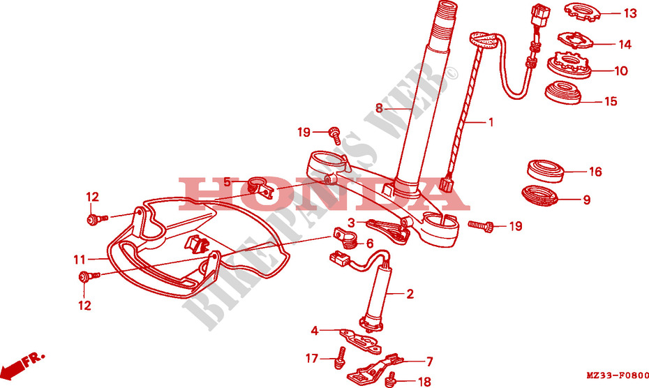 Verre glace fixation rétroviseur gauche AUDI A4//S4 SDN 2007 à 2009 conducteur