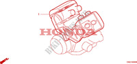 GASKET KIT A Engine 1100 honda-motorcycle PAN-EUROPEAN 1996 EOP0100