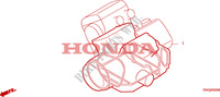 GASKET KIT B Engine 1100 honda-motorcycle PAN-EUROPEAN 1996 EOP0200