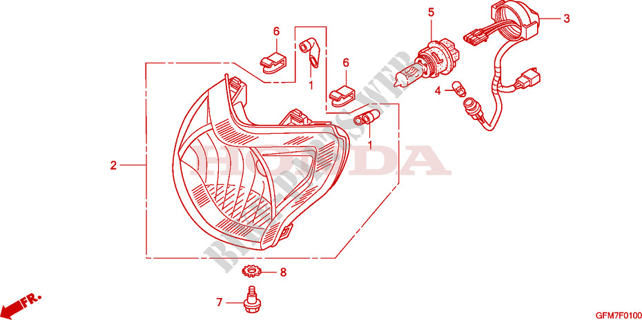 Honda Lead 110 Wiring Diagram - Wiring Diagram G11 on