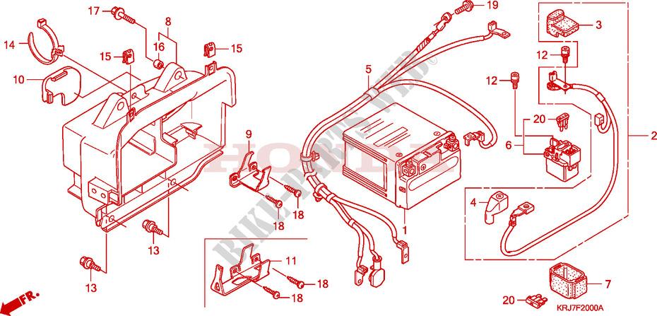 BATTERY for Honda S WING 125 FES ABS 2009 # HONDA ... on honda gl1200 wiring-diagram, honda motorcycle salvage yards, honda cb750 wiring diagram, honda 90 ignition wiring diagram, honda goldwing wiring diagram, honda motorcycle wiring harness, honda shadow wiring-diagram, honda motorcycle diagrams, honda odyssey wiring schematics, honda 50cc wiring-diagram, honda wiring diagrams automotive, honda chopper wiring diagram, honda wiring harness diagram, honda cb750 ignition schematics, honda fury wiring diagram, honda s65 wiring diagram, honda goldwing parts diagram, honda 70 wiring-diagram, honda motorcycle wiring color codes, chopper schematics,