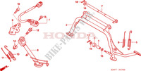 STAND Frame 250 honda-motorcycle FORZA 2005 F__2700