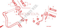 LEVER   SWITCH   CABLE for Honda CBF 1000 2006