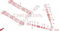 CAMSHAFT for Honda CB 1000 R 2009
