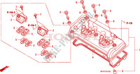 CYLINDER HEAD COVER for Honda CB 1000 R 2009