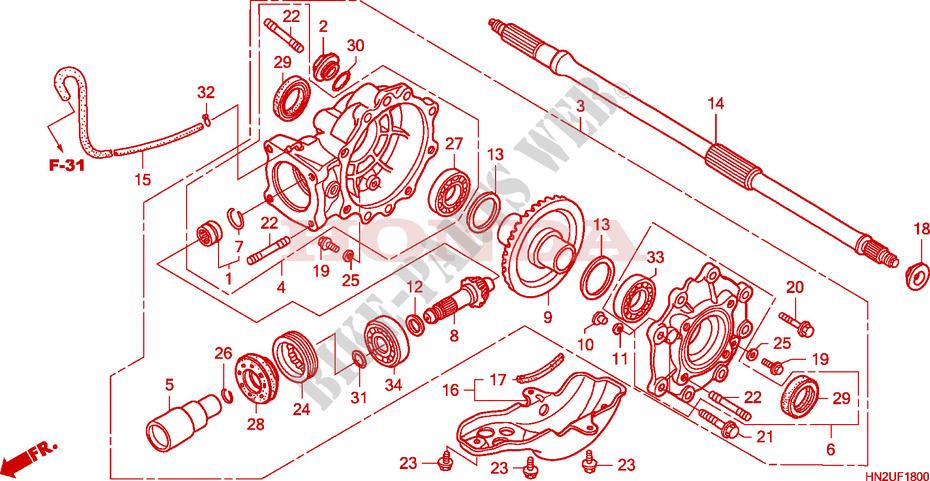Genuine Hyundai 83210-39000 Door Belt Weatherstrip Assembly