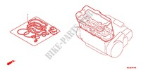 GASKET KIT A Engine 1000 honda-motorcycle CBF 2012 EOP_1
