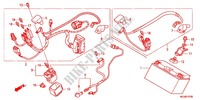 WIRE HARNESS/BATTERY Frame 1000 honda-motorcycle CBF 2012 F_37