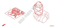 GASKET KIT A Honda motorcycle microfiche diagram CRF450RC 2012 CRF 450 R