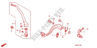 PEDAL/KICK STARTER ARM Honda motorcycle microfiche diagram CRF450RC 2012 CRF 450 R
