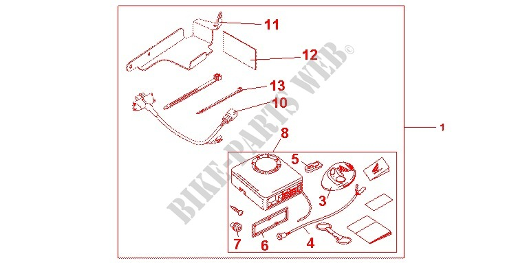 Honda Civic Wiring Diagram Alarm