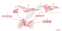 MARK (Z50G) Honda motorcycle microfiche diagram XRE300AC 2012 XRE 300 ABS