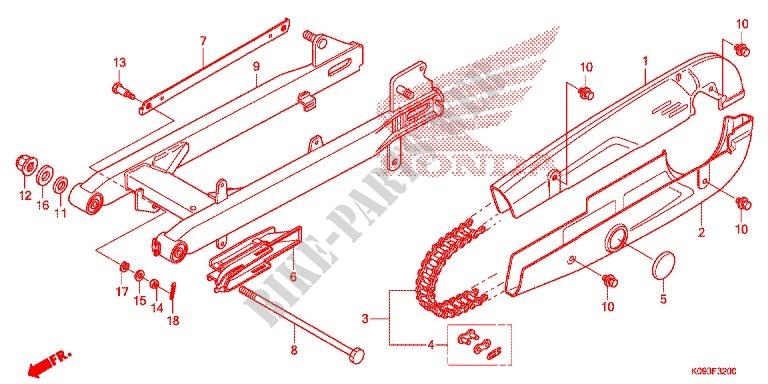 Honda Wave 100 Electrical Wiring Diagram - Diagrams online on