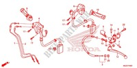 LEVER   SWITCH   CABLE (1) for Honda CB 500 F WHITE 2013