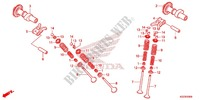 CAMSHAFT for Honda CRF 250 L ROJO 2013